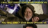 use force obi wan jj abrams direct new star wars movie funny pics pictures pic picture image photo images photos lol