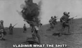 war soldiers ww2 bomb Russians what the shit vladimir funny pics pictures pic picture image photo images photos lol