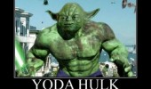 yoda hulk star wars angry I am funny pics pictures pic picture image photo images photos lol
