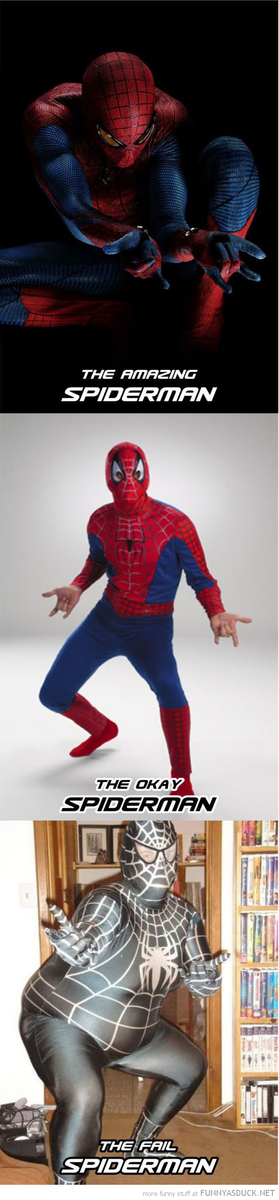 amazing okay fail spiderman fat guy costume man film movie funny pics pictures pic picture image photo images photos lol