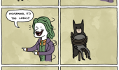 batman comic why call you joker pizza joke cheesy funny pics pictures pic picture image photo images photos lol