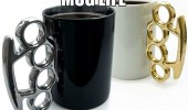 cups knuckle dusters handles mug life funny pics pictures pic picture image photo images photos lol