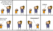 cyanide happiness comic face stay that way funny pics pictures pic picture image photo images photos lol