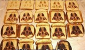 darth vader toast little on dark side atar wars funny pics pictures pic picture image photo images photos lol
