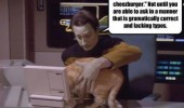 data star trek cat lolcat animal has cheezeburger grammatically correct funny pics pictures pic picture image photo images photos lol  typos