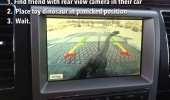 dinosaur toy car rear view camera  funny pics pictures pic picture image photo images photos lol