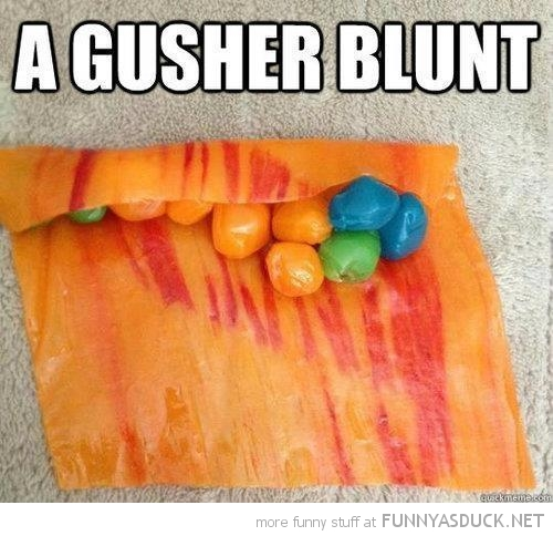 gusher blunt candy sweets funny pics pictures pic picture image photo images photos lol