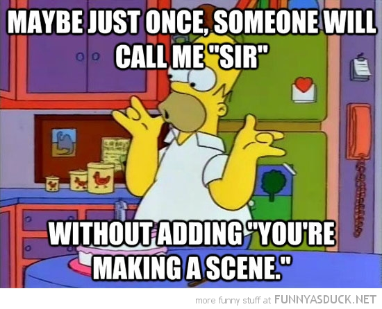 homer simpson one day call sir without you're making scene tv funny pics pictures pic picture image photo images photos lol