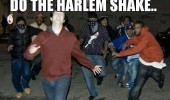 man being chased try doing harlem shake funny pics pictures pic picture image photo images photos lol
