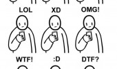 many faces of texting comic funny pics pictures pic picture image photo images photos lol