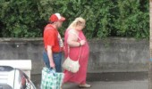 old couple street mario peach later years funny pics pictures pic picture image photo images photos lol