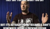 phil anselmo are what you eat legend funny pics pictures pic picture image photo images photos lol