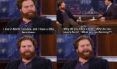 zach galifianakis interview tv pot farm funny pics pictures pic picture image photo images photos lol