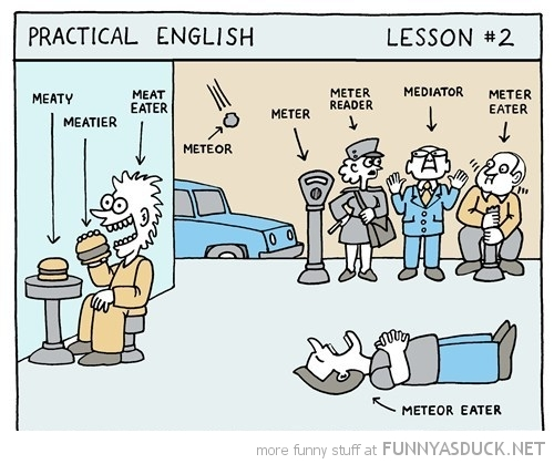 practical english comic meteor  funny pics pictures pic picture image photo images photos lol