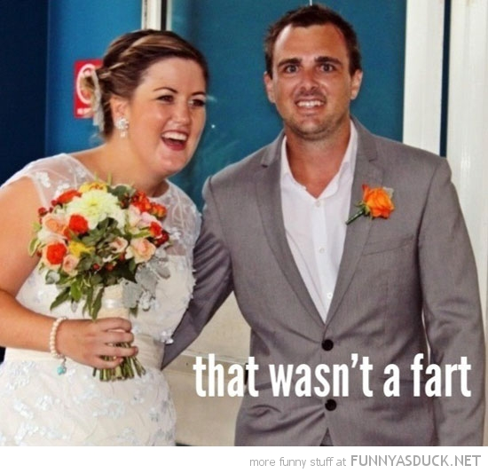 shocked surprised man wedding groom that wasn't a fart funny pics pictures pic picture image photo images photos lol