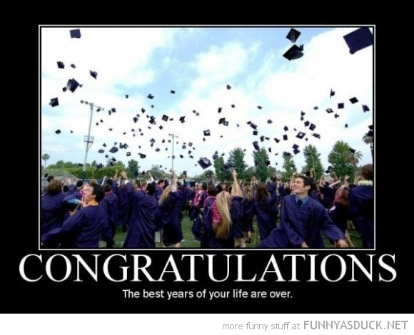 student graduation celebration best days life over congratulations funny pics pictures pic picture image photo images photos lol