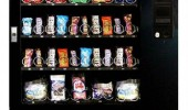 vending machine split second don't know snack is going to get stuck funny pics pictures pic picture image photo images photos lol