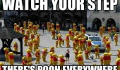 winnie pooh costumes watch step everywhere funny pics pictures pic picture image photo images photos lol