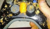 xbox gaming gamer here's your controller back dirty cheeto crumbs funny pics pictures pic picture image photo images photos lol