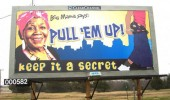 big mama says pull em up baggy pants sign funny pics pictures pic picture image photo images photos lol