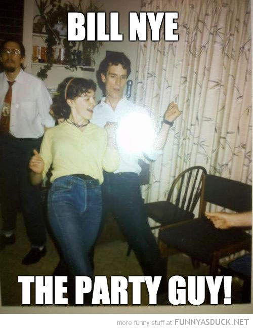 bill nye dancing guy science party tv funny pics pictures pic picture image photo images photos lol