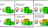 cyanide happiness comic happy birthday pack things get out funny pics pictures pic picture image photo images photos lol