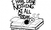 done nothing all day comic it was awesome procrastination funny pics pictures pic picture image photo images photos lol