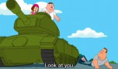 family guy tv scene peter tank joe half used toothpaste funny pics pictures pic picture image photo images photos lol