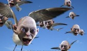 flock smeagols golum lord rings birds animals funny pics pictures pic picture image photo images photos lol