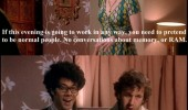 it crowd scene tv ram is memory funny pics pictures pic picture image photo images photos lol