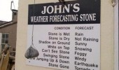 johns weather forecasting stone funny pics pictures pic picture image photo images photos lol