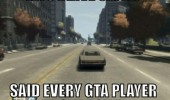 lets drive safely said every gta player at one point gaming playstation funny pics pictures pic picture image photo images photos lol