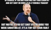 louis ck quote war comedian stand up funny pics pictures pic picture image photo images photos lol