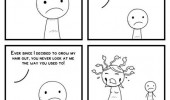 medusa's first boyfriend comic funny pics pictures pic picture image photo images photos lol