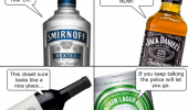 scumbag alcohol comic drink drunk vodka whiskey wine beer funny pics pictures pic picture image photo images photos lol
