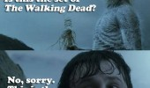 walking dead game thrones wrong set zombies funny pics pictures pic picture image photo images photos lol