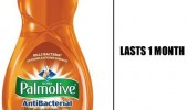 washing up liquid lasts 1 month funny pics pictures pic picture image photo images photos lol