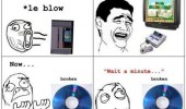 90s gaming rage comic meme snes super nintendo scratched cd gaming funny pics pictures pic picture image photo images photos lol