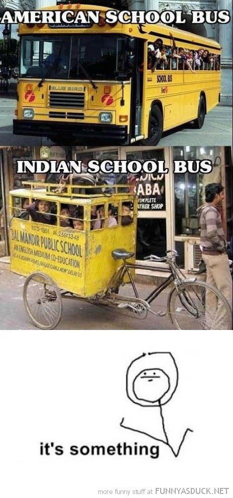 american indian school bus it's something funny pics pictures pic picture image photo images photos lol