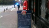 beer no arrows pub bar sign funny pics pictures pic picture image photo images photos lol