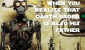 c3po star wars darth vader also his father funny pics pictures pic picture image photo images photos lol