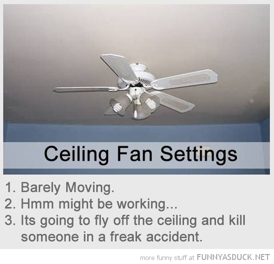 ceiling fan settings funny pics pictures pic picture image photo images photos lol