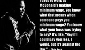 chris rock minimum wage mcdonalds pay less against law quote funny pics pictures pic picture image photo images photos lol