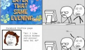 cute girl facebook rage comic meme funny pics pictures pic picture image photo images photos lol