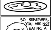 eating chicken fetus period comic funny pics pictures pic picture image photo images photos lol