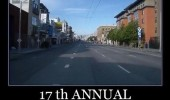 empty street 17th annual ninja convention funny pics pictures pic picture image photo images photos lol