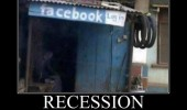 facebook shack hut recession bites everybody funny pics pictures pic picture image photo images photos lol