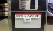 floppy disc open in case of 1994 pc computer funny pics pictures pic picture image photo images photos lol