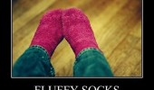 fluffy socks ninja funny pics pictures pic picture image photo images photos lol