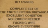 for sale encyclopedia wife knows everything funny pics pictures pic picture image photo images photos lol